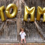 To Tommy On Your First Birthday