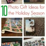10 Photo Gift Ideas for the Holiday Season