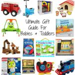 Holiday Gift Guide: Shopping for Babies & Toddlers