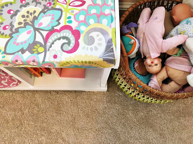 A Peek into our Little Big Girl Room || The Chirping Moms