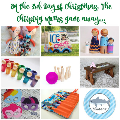 Handmade Toys for the Holiday Season  || The Chirping Moms
