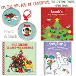 The 12 Days of Toys:  Day 9, Personalized Gifts from I See Me (Giveaway)