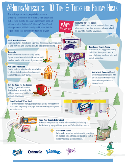 10 Must-Have Holiday Hosting Necessities || The Chirping Moms