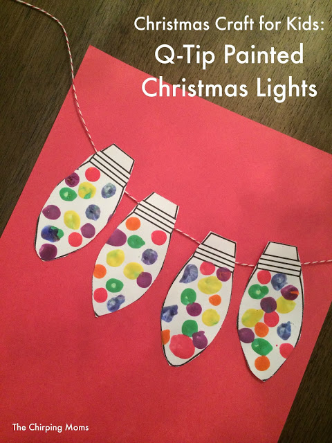 12 Christmas Crafts for Kids to Make This Week - The Chirping Moms