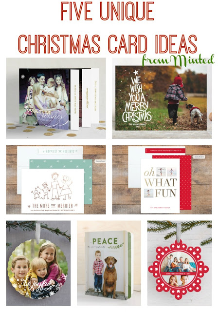 Christmas Card Ideas || The Chirping Moms