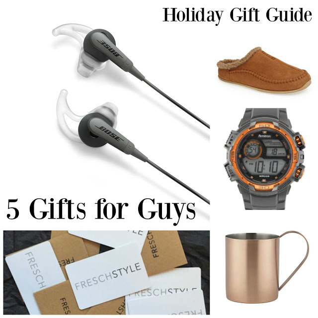 Holiday Gift Guide 5 More Great Gifts For Guys The