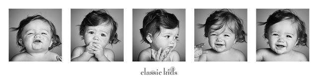 Friday Favorites: Classic Kids Baby Photography