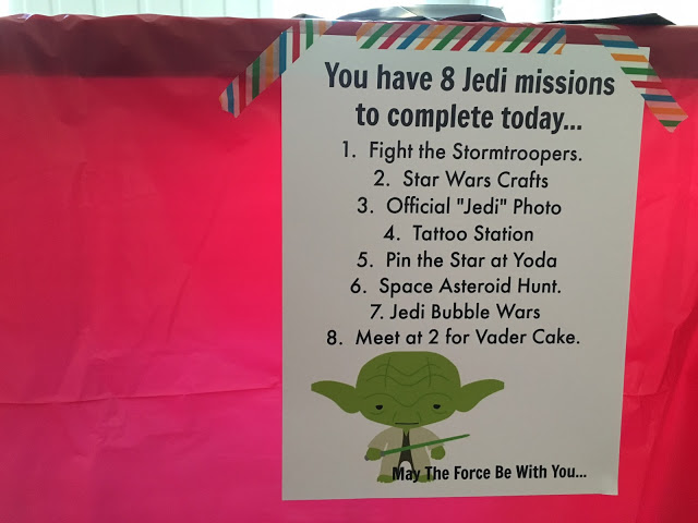 Star Wars Birthday Party Ideas || The Chirping Moms