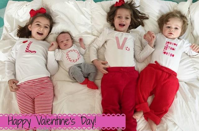 Friday Favorites: Valentine's Day Kids' Style