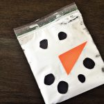 Snowman In A Bag Craft for Kids