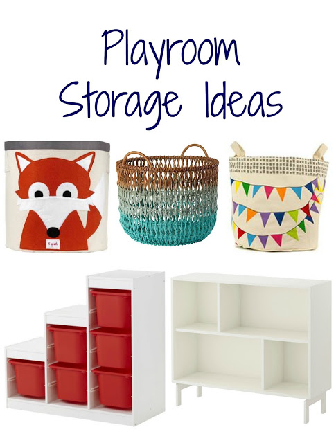 Playroom Ideas & Inspiration || The Chirping Moms