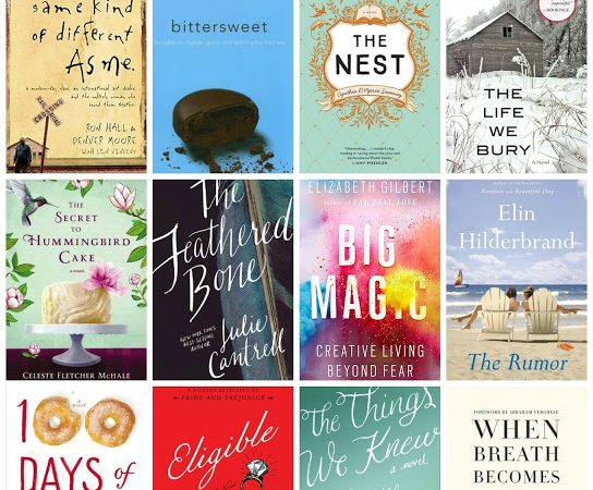 12 Books to Read in 2016