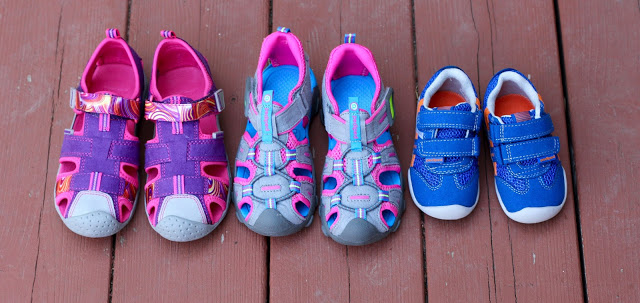 Ready to Play Outside with Pediped {& Giveaway}