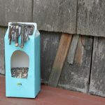 A Fun DIY Bird Feeder and Birdbath