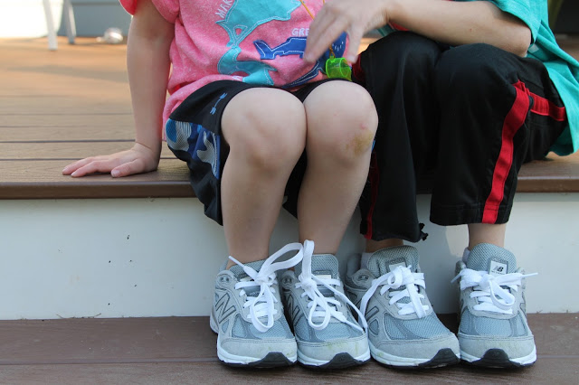 Spring Sneakers for Kids (& New Balance Giveaway!)