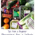 Preparing for a Clean Eating Plan