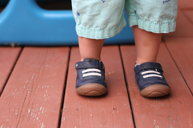 Walking 101: Finding the Right Shoes for Toddlers