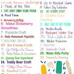 June Activity Planner for Kids (& Free Printable)