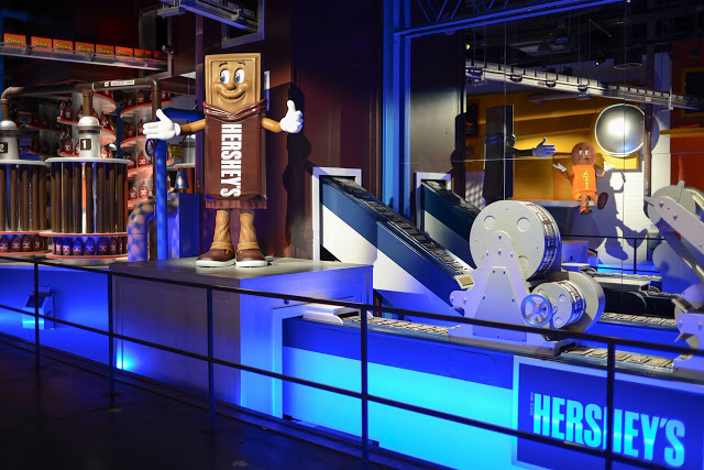 A Fun Summer Adventure for Families: Hershey's Chocolate World