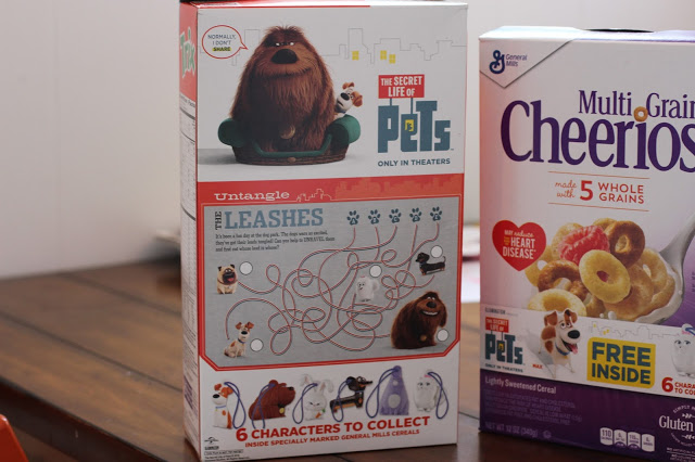 Fun With The Secret Life of Pets Collectibles