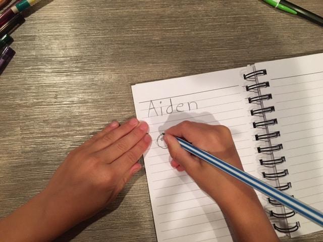 How to encourage kids to write