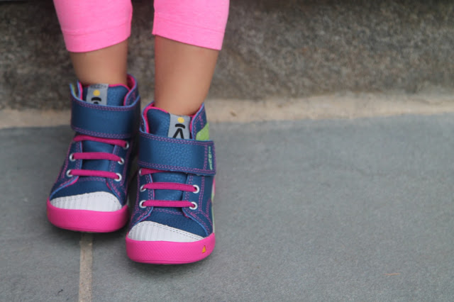 Back to School With Keen {Plus a Big Giveaway!}