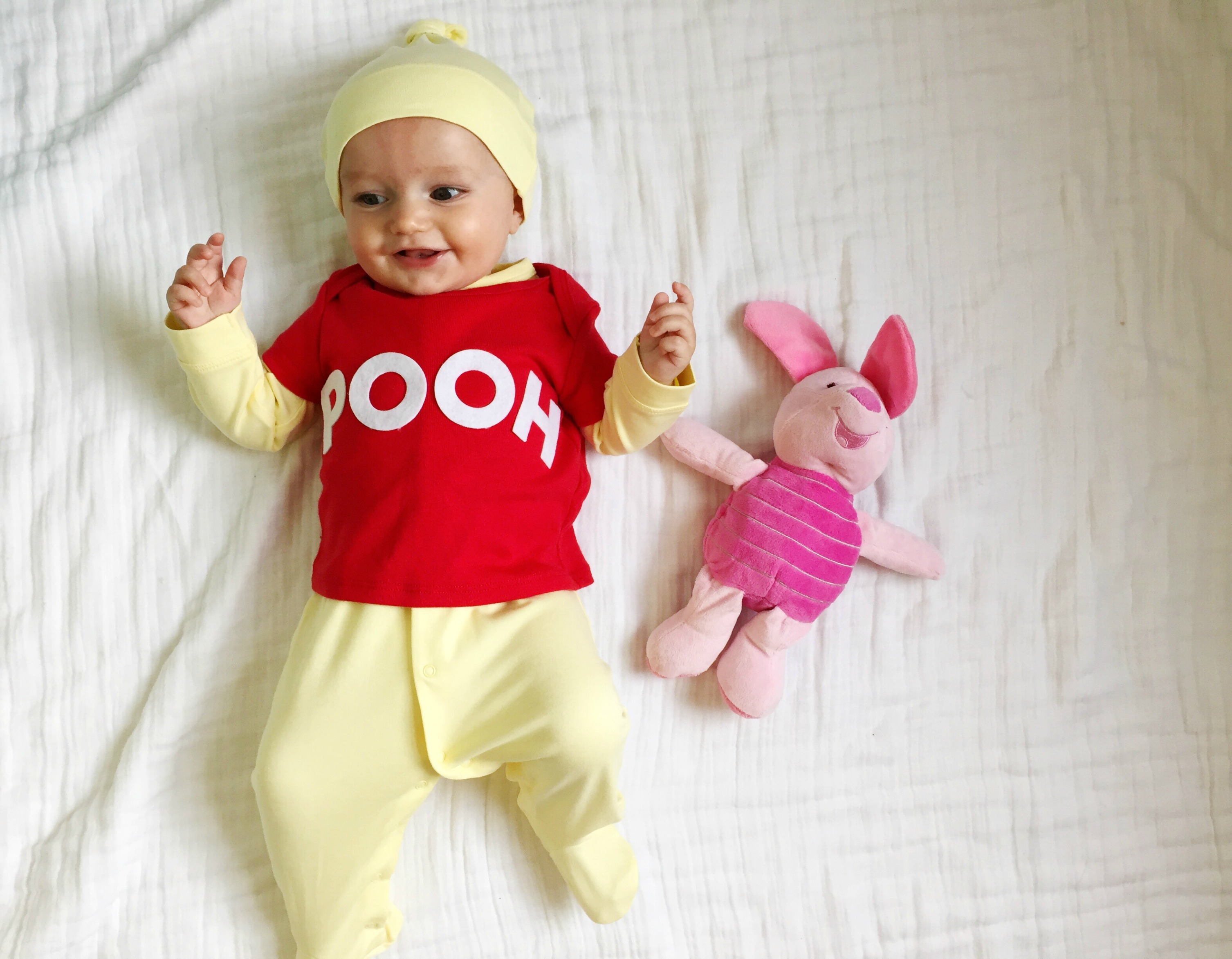 5 easy diy halloween costumes for baby - the chirping moms