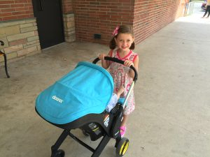 Doona Carseat Stroller