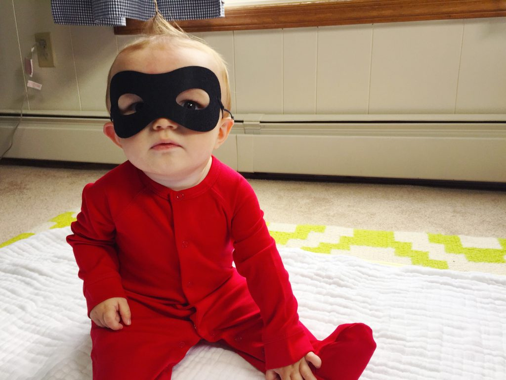 Jack Jack Incredibles