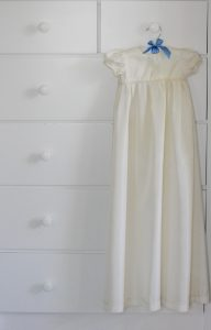 Wedding gown tradition