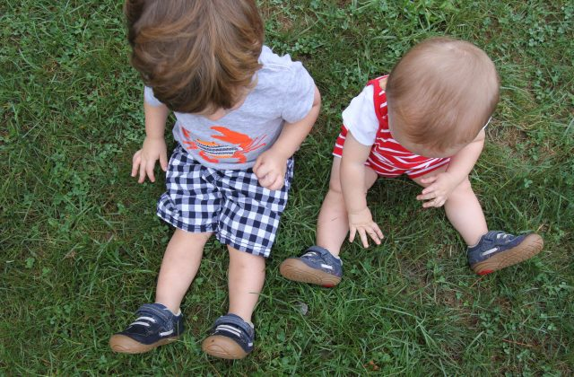 Shoes for The Baby & The Toddler