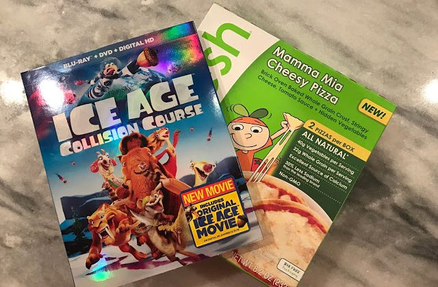 Family Movie Night with Kidfresh & Ice Age: Collision Course (Giveaway!)