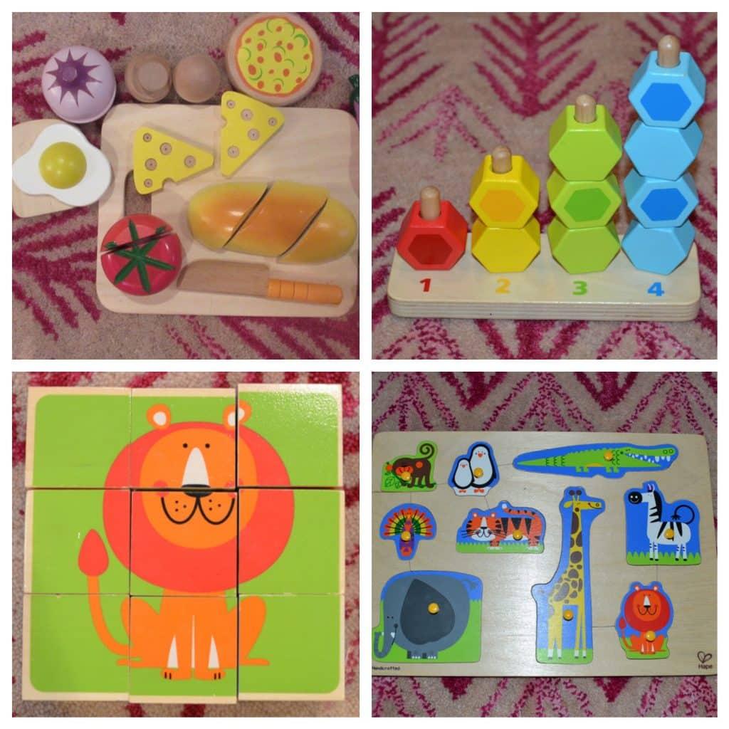green piñata toy share