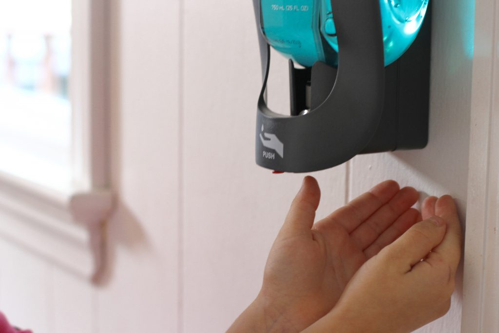 Omnipod Hand Hygiene System Keep Germs At Bay With The