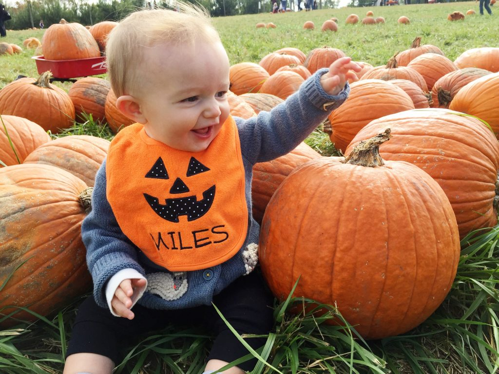 Miles 8 month milestones