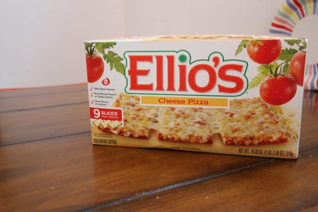 Ellie's Pizza