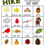 """Take a Hike"" Nature Hunt (Free Printable)"