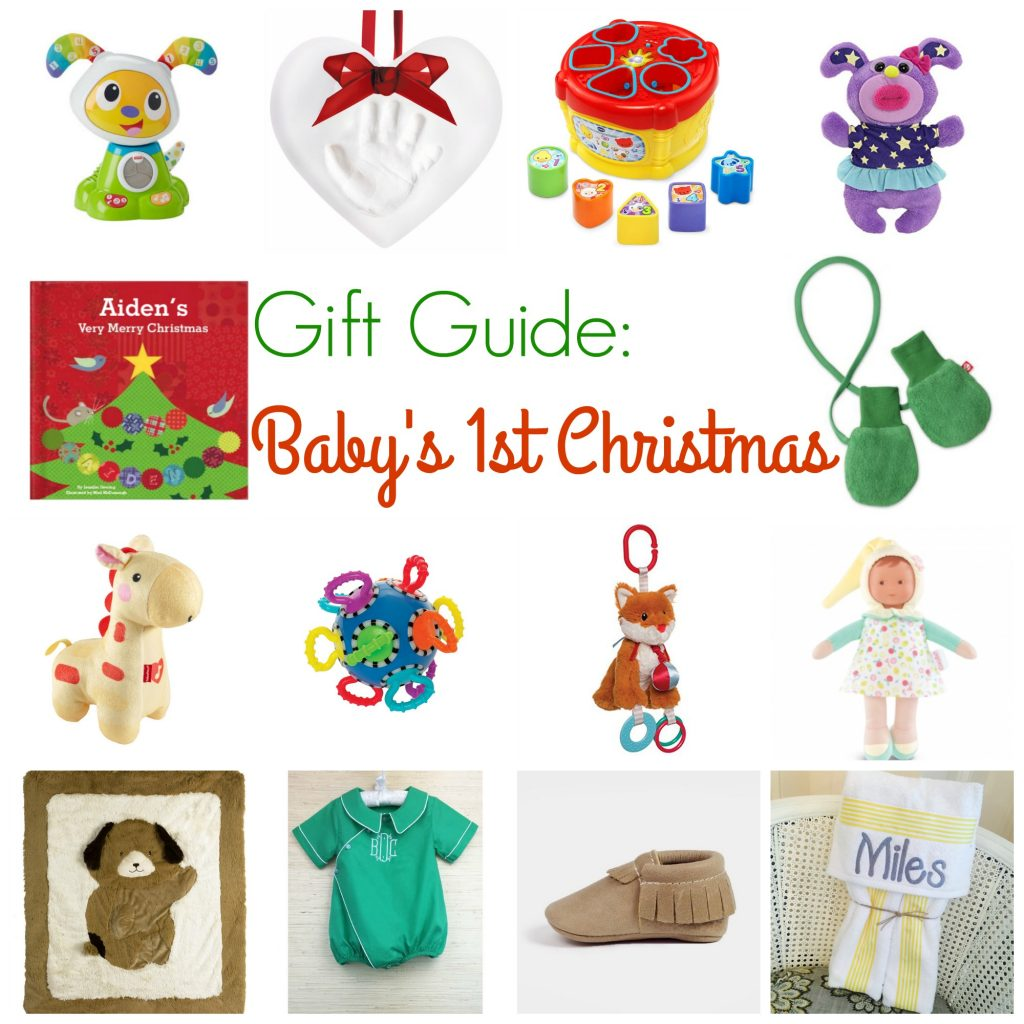 Baby Gift Guide : The best guide for baby s st christmas chirping moms