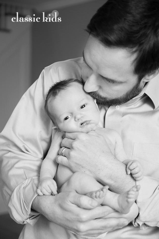 Classic Kids Newborn Photography
