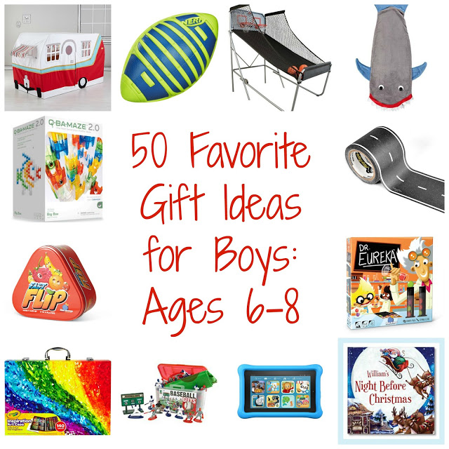 50 Favorite Gift Ideas For Boys Ages 6 8 The Chirping Moms