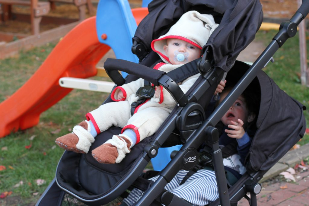 britax b-ready stroller