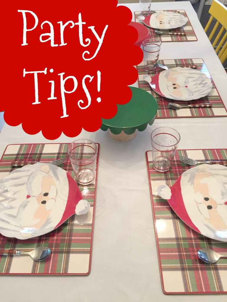 Kids Christmas Party Tips Free Printables Games Crafts Food