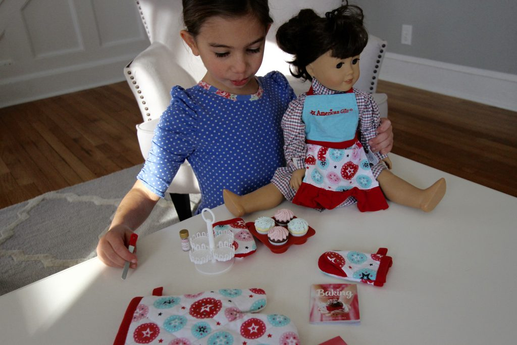 American Girl for Williams-Sonoma