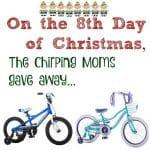 The 12 Days of Toys: Day 8, Schwinn SmartStart Bike
