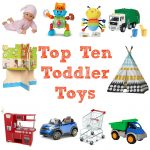 Top Ten Toddler Toys