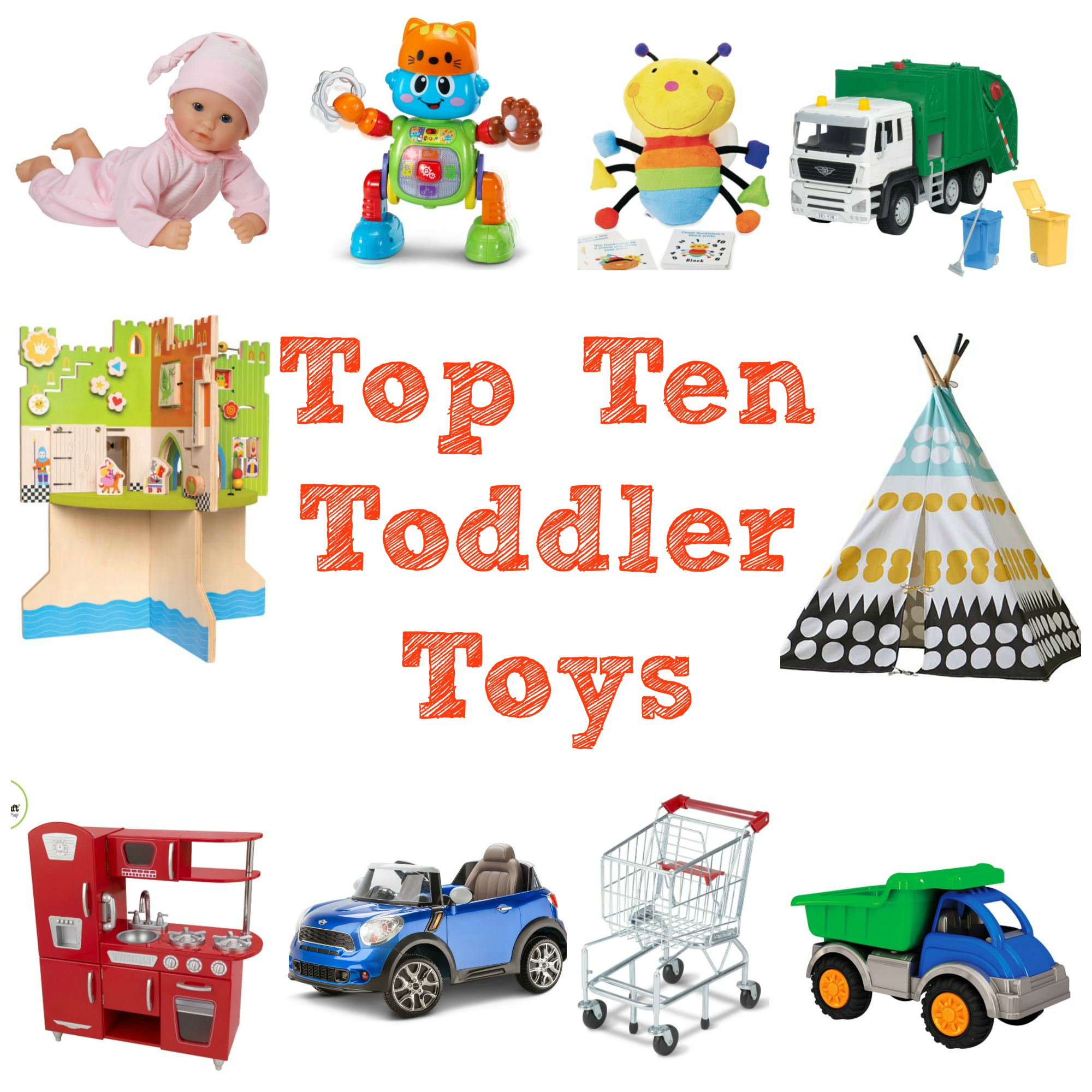 10 Best Baby Toys : Top ten toddler toys the chirping moms
