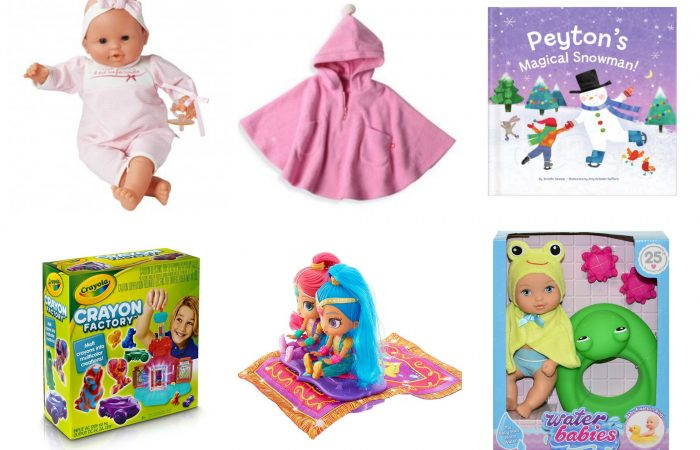 Gift Guide By Price: Top Gifts for Girls 4-7