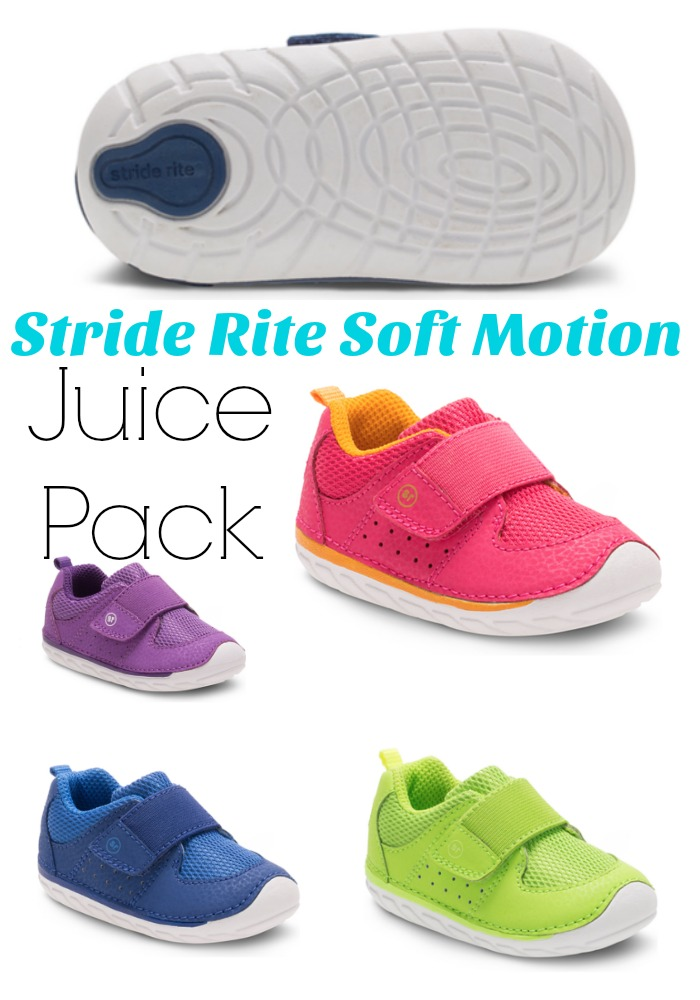 Stride Rite Soft Motion Juice Pack