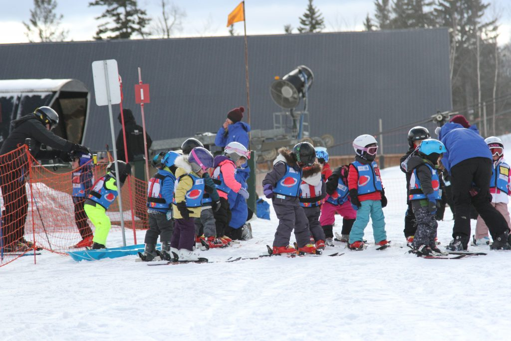 Mount Snow Ski Camp