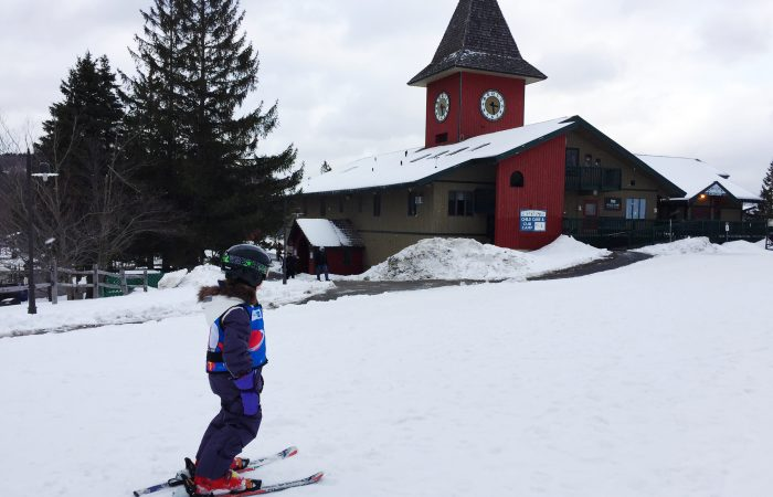 Family Ski Trip: Mount Snow, Vermont